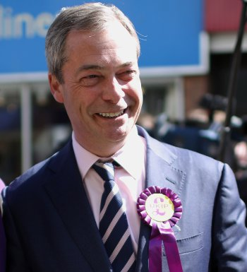 UKIP leader Nigel Farage has resigned from the position after failing to secure a place in parliament