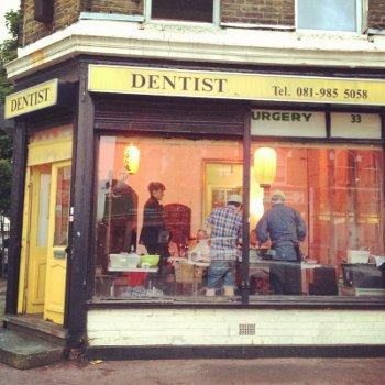 Yngve Wieland The Dentist-n