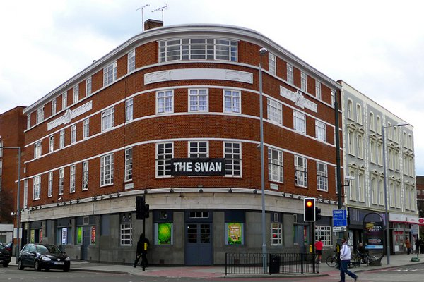 The Swan - not really for the over thirties - rule 16