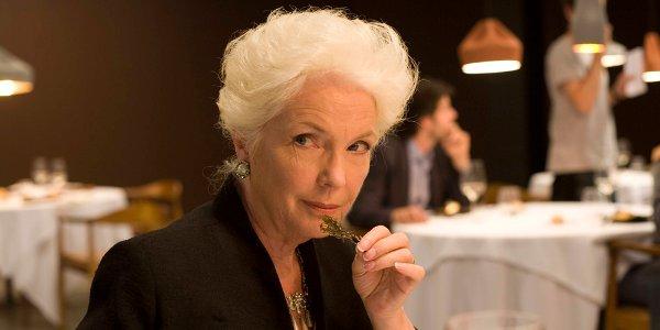 Fionnula Flanagan in 'Menu Degustacion'.
