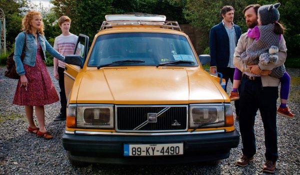 Maxine Peake stars in the new film 'Run and Jump', set in Ireland.