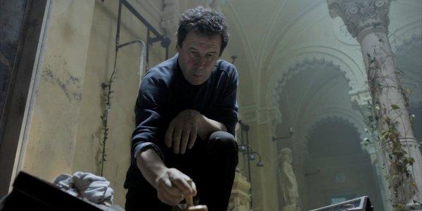Stephen Rea in 'Styria'.