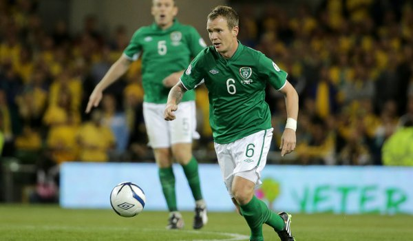 Dunphy has criticised Glenn Whelan in the past