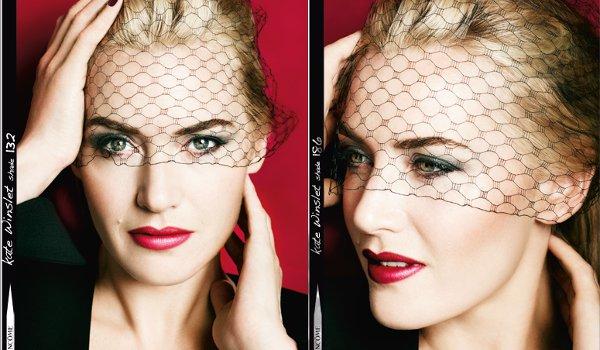 Kate Winslet models