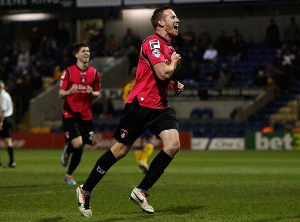 Adam Rooney got his Aberdeen career off to a perfect start