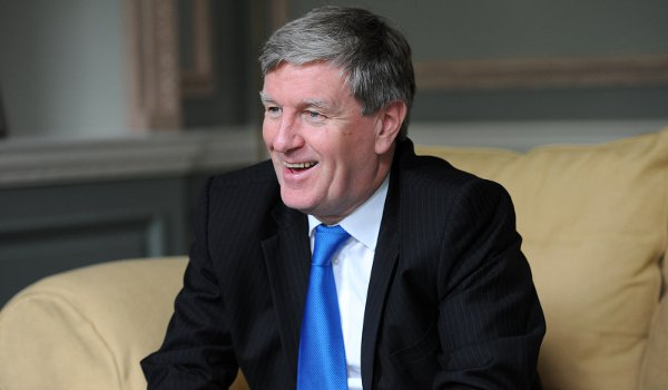 Irish Ambassador to Britain Dan Mulhall has confirmed Ireland's intention to remain in the EU