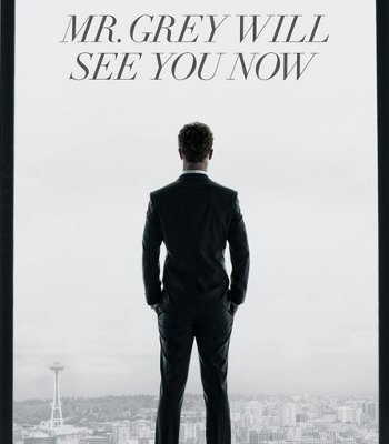 The new poster for the Fifty Shades of Grey film starring Jamie Dornan has been released
