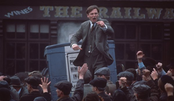 Neil Jordan wrote and directed a biopic about Michael Collins in 1996