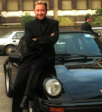michael flatley car-n