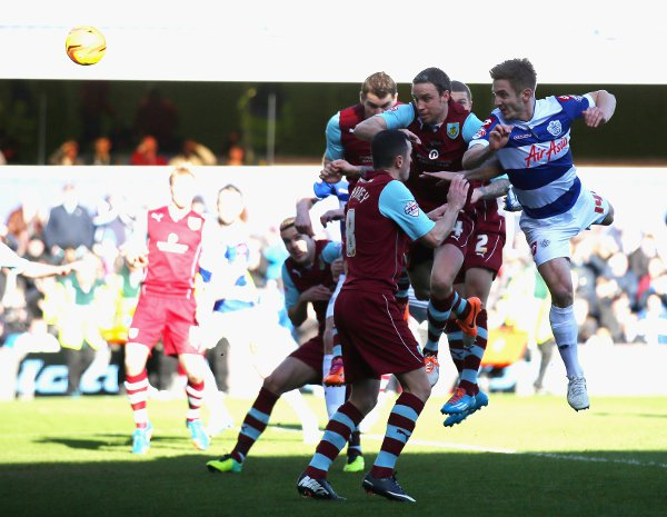 Kevin Doyld heads home. (Photo by Bryn Lennon/Getty Images)