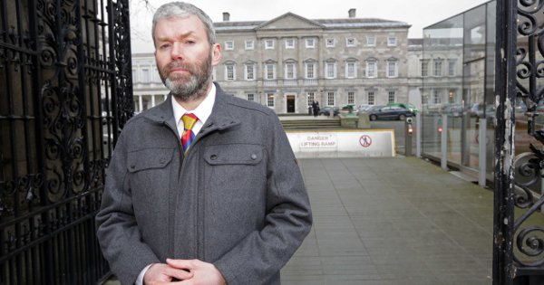 Mr John Wilson is one of the garda whistleblowers and a retired member of the force