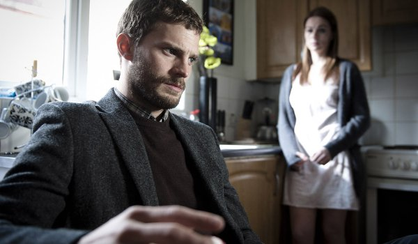 Dornan impressed as serial killer Paul Spector in The Fall
