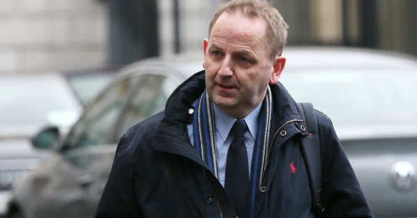 Sergeant Maurice McCabe is one of two garda whistleblowers