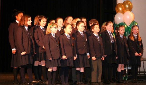St Bede's College Prep Choir