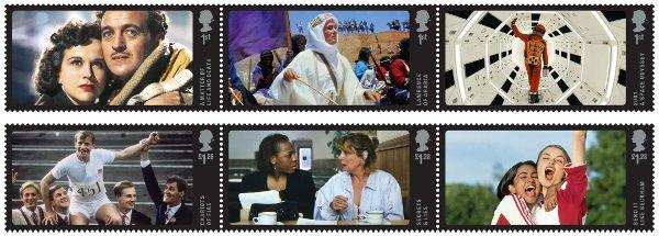 british film stamps-n