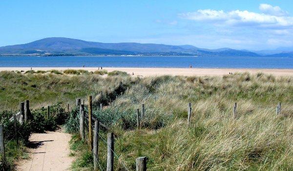 Roanhead Beach, Barrow-in-Furness, Cumbria