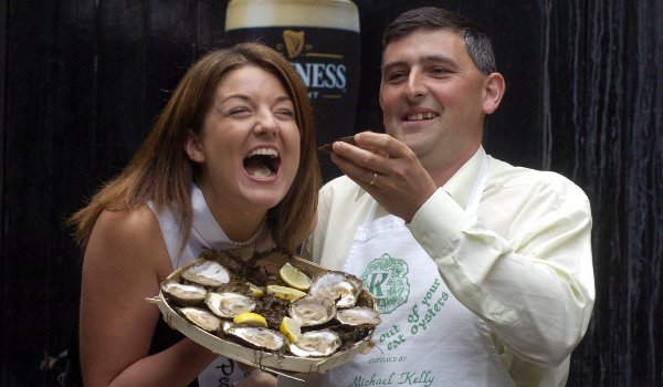 Galway has not just one but two oyster festivals