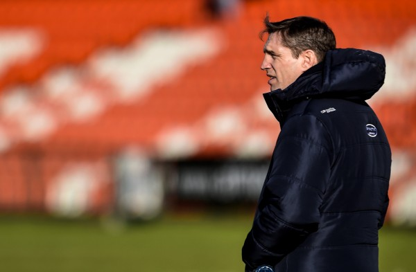 Kieran McGeeney's Armagh face an away trip to Wexford on Sunday.
