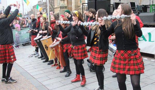 Coatbridge St Pas 2015 sambas dance-n