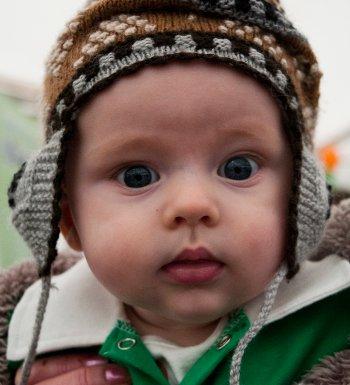 York St Pat's 2015 child-n