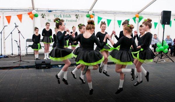 York St Pat's 2015 dancers-n