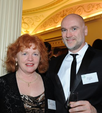 Maureen Slattery-Marsh and Patrick Gannon are both Clinical Managers at icap (Photo Mal McNally)