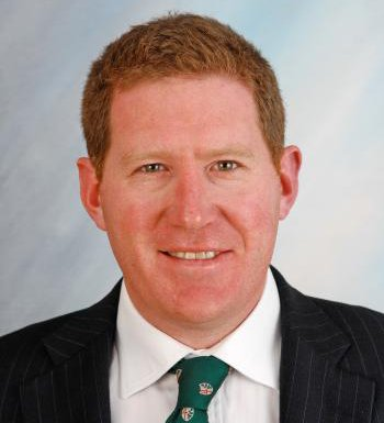 DWF solicitor Michael Kingston is a native of Co. Cork where the Lusitania tragedy occurred in 1915