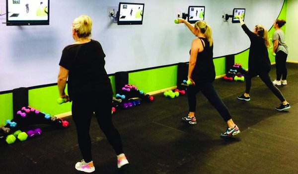 Sata Fitness workout-n