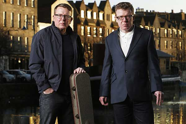 The Proclaimers are back (Picture by: Murdo Macleod)