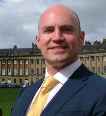 Steve Bradley failed to secure victory in Bath - a Liberal Democrat seat with swung to the Tories