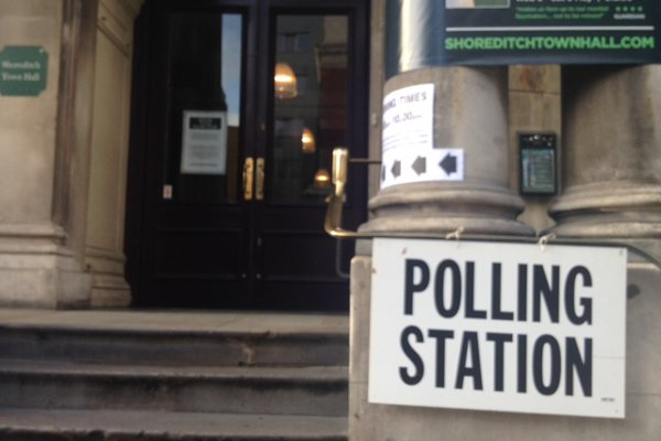 General Election 2015 - The Irish Post team go to the polls