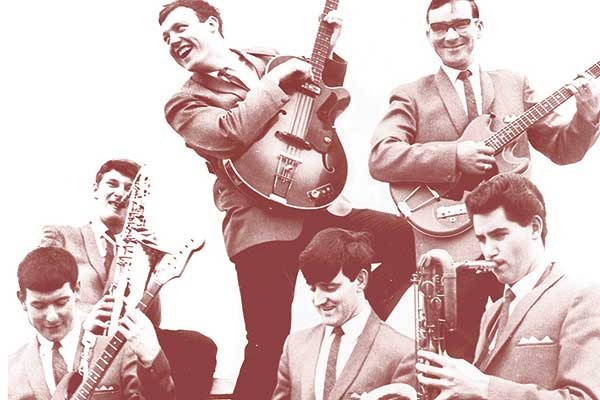 The Swingtime Aces