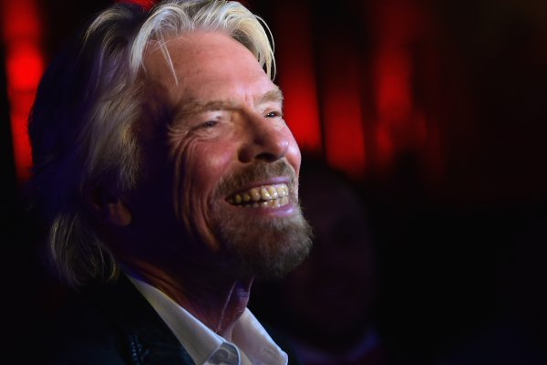 Richard Branson will decide on the winner of Pitch to Rich on June 26