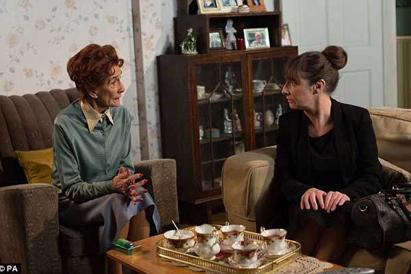 Pauline McLynn has a recurring role as Yvonne Cotton in Eastenders