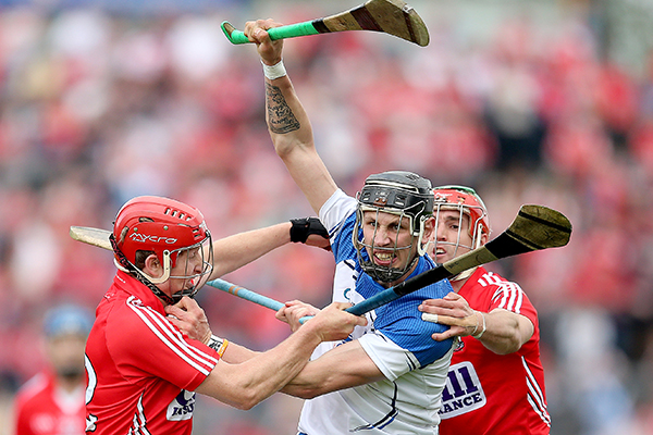 There were no fatalities when Waterford beat Cork at the weekend
