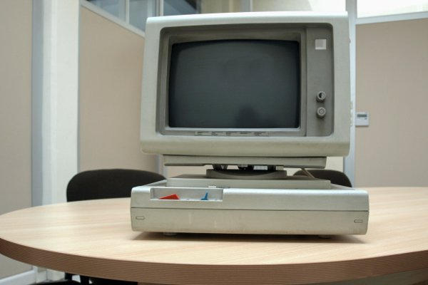 Vintage personal computer