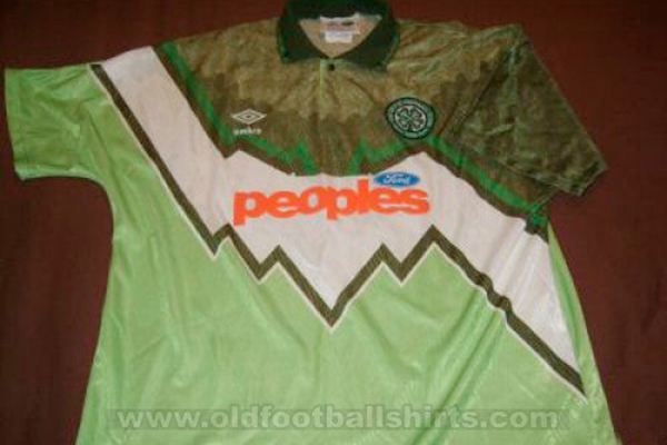 cheap for discount 914ed 09b21 A look back at some of Celtic's worst shirts | The Irish Post