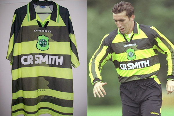 cheap for discount 78101 8e318 A look back at some of Celtic's worst shirts | The Irish Post