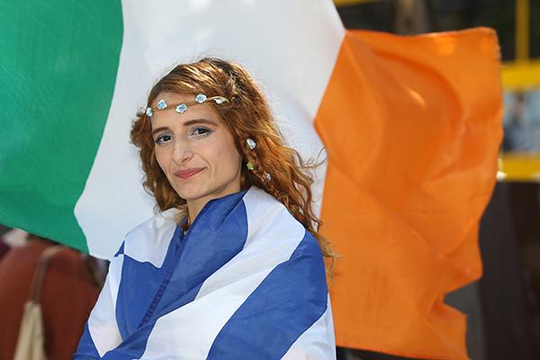 Photo - Sam Boal/Photocall Ireland