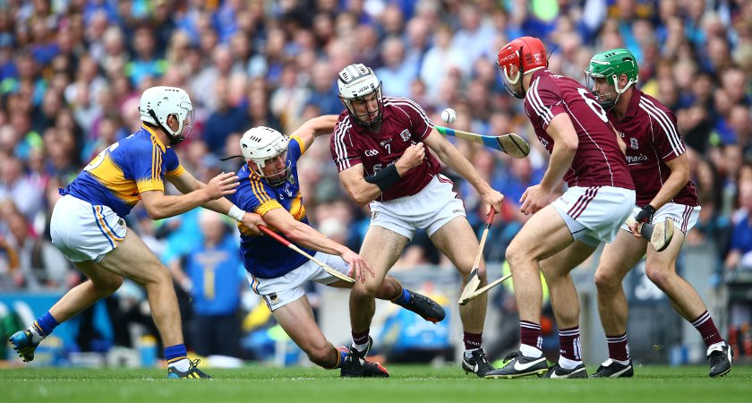 Galway beat Tipperary 0-26 to 3-16 in a thrilling semi-final on Sunday