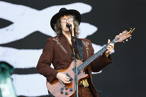 Mike Scott of The Waterboys (Photo by Tim P. Whitby/Getty Images)