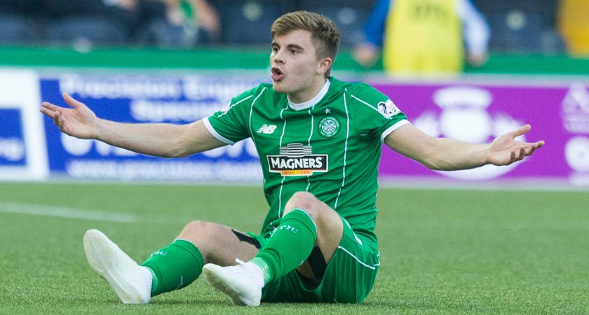 What next for James Forrest? (Photo by Jeff Holmes/Getty Images)