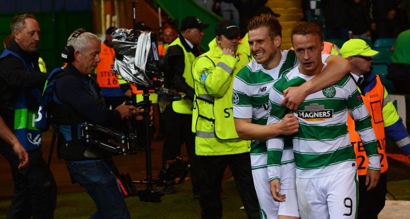 Leigh Griffiths - staying put
