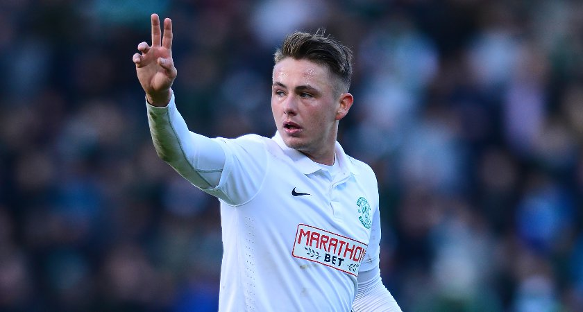 Scott Allan - heading back to Hibs?