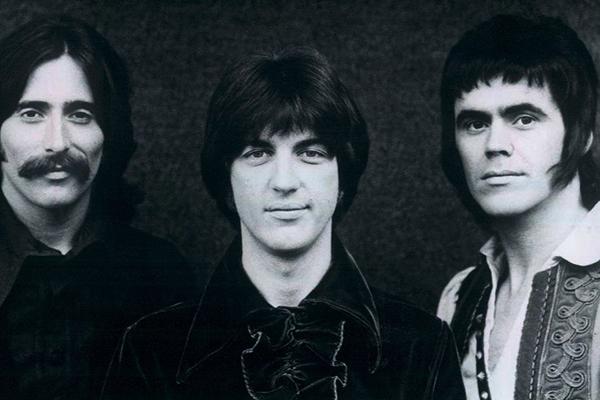 Three Dog Night, founded by Buncrana man Danny Hutton (far right)
