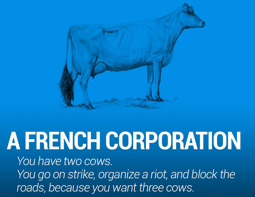 french cow-n