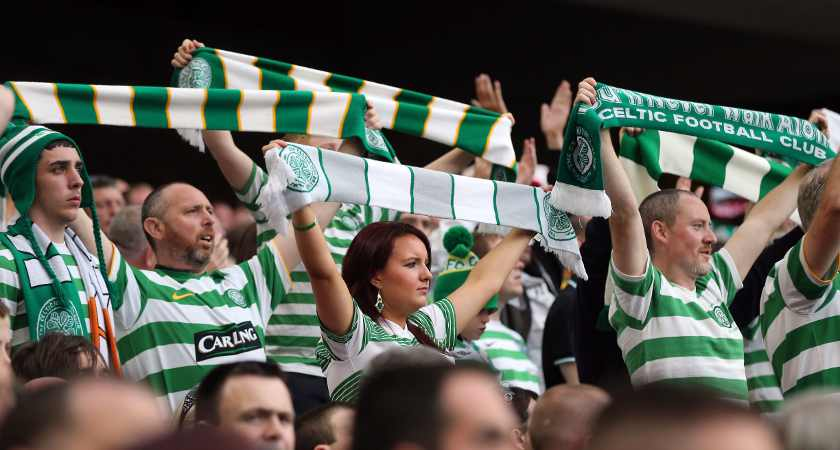 Celtic FC and Parkhead has always appealed to the working-class