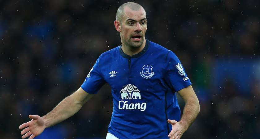 Gibson hasn't hit the heights expected of him at Everton [Picture: Getty]