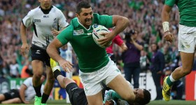 Rob Kearney Rugby and GAA player