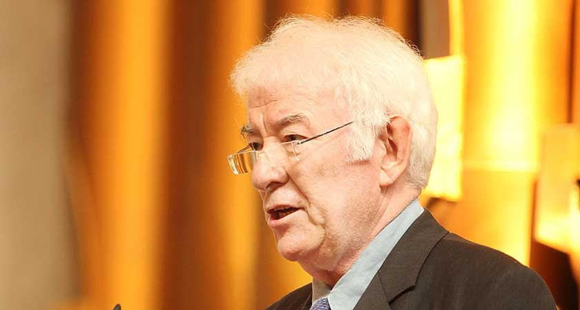 Seamus Heaney worked on the translation from the 1980s until his death in 2013 (Picture: Getty)